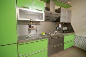 Прямая кухня - Мебельная фабрика «Mirati»