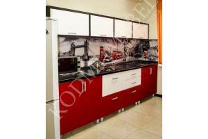 Прямая кухня - Мебельная фабрика «KODMI-мебель»