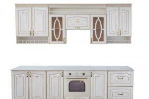 Прямая кухня - Мебельная фабрика «Премиум»