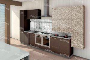 Прямая кухня - Мебельная фабрика «Самеко»