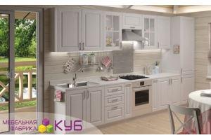 Прямая кухня - Мебельная фабрика «КУБ»