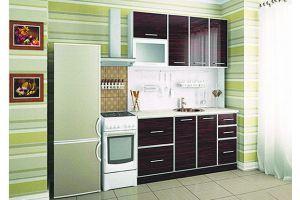 Прямая кухня 27 - Мебельная фабрика «Модерн»