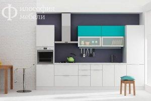 Прямая КУХНЯ №30 - Мебельная фабрика «Философия мебели»
