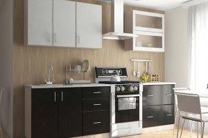 Прямая кухня 31 - Мебельная фабрика «Модерн»