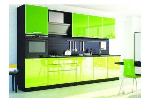 Прямая кухня 32 - Мебельная фабрика «Модерн»