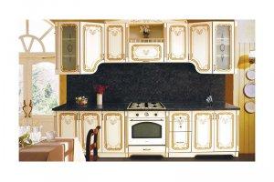 Прямая кухня Александра - Мебельная фабрика «Gavas-St», г. Ставрополь