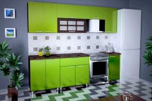 прямая кухня Б - Мебельная фабрика «РиАл»
