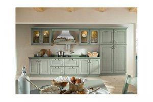 Прямая кухня Дарина - Мебельная фабрика «КухниДар»