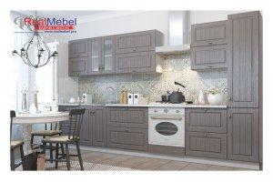 Прямая кухня ECОHOME - Мебельная фабрика «RealMebel»