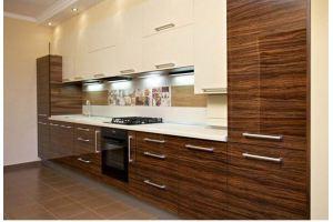 Прямая кухня Фасад Alternative Luxe - Мебельная фабрика «Мебель Хаус»