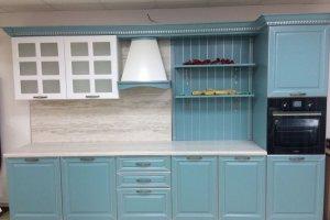 Прямая кухня Глория - Мебельная фабрика «Виктория»