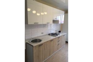 Прямая кухня глянцевая - Мебельная фабрика «Смоленскмебель»