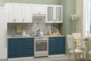 Прямая кухня Ирина - Мебельная фабрика «МиФ»