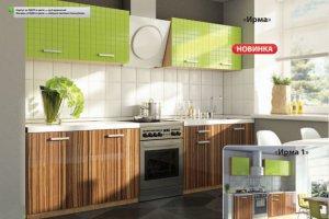 Прямая кухня Ирма - Мебельная фабрика «Фран»