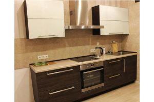 Прямая кухня из ЛДСП - Мебельная фабрика «Арт Мебель»