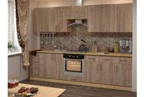 Прямая кухня ЛИРА-5 - Мебельная фабрика «Баронс»