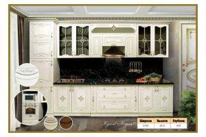 Прямая кухня Мария - Мебельная фабрика «ЭдРу-М»