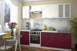 Прямая кухня на заказ - Мебельная фабрика «КРОФУС»