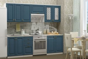 Прямая кухня Настя - Мебельная фабрика «МиФ»