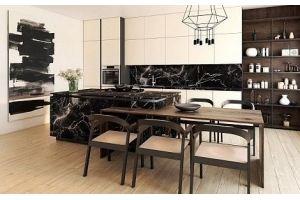 Прямая кухня Оливия - Мебельная фабрика «Кухни Премьер»
