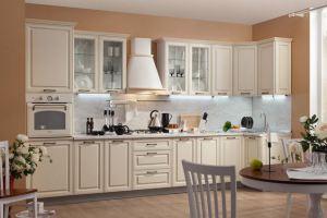 Прямая кухня Палермо - Мебельная фабрика «Мебельсон»