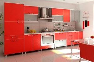 Прямая кухня Рита - Мебельная фабрика «ЛиО»
