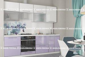 Прямая кухня Шалфей - Мебельная фабрика «Мебель Поволжья»