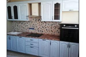 Прямая кухня шпон - Мебельная фабрика «Мебель РОСТ»