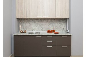 Прямая кухня Симпл - Мебельная фабрика «Хомма»