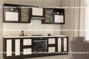 Прямая кухня Спектр - Мебельная фабрика «Мебель Поволжья»
