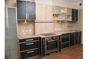 Прямая кухня в рамочном фасаде - Мебельная фабрика «Контур»