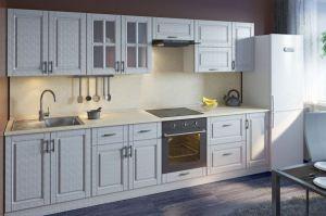 Прямая кухня вариант 1 - Мебельная фабрика «Тамбовская Мебельная Компания (ТМК)»