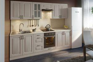 Прямая кухня вариант 2 - Мебельная фабрика «Тамбовская Мебельная Компания (ТМК)»