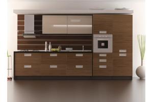 Прямая кухня Виктория - Мебельная фабрика «Астарта»