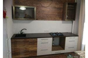 Прямая современная кухня - Мебельная фабрика «Елиза»
