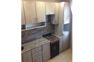 Прямая современная кухня - Мебельная фабрика «Апрель»