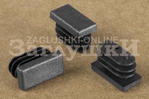 Заглушка прямоугольная внутренняя 10х20 мм Артикул ILR20x10 - Оптовый поставщик комплектующих «Заглушки»