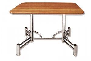 Прямоугольный стол Триумф - Мебельная фабрика «GlassArt»