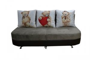 Прямой детский диван Тик-Так - Мебельная фабрика «РД-мебель»