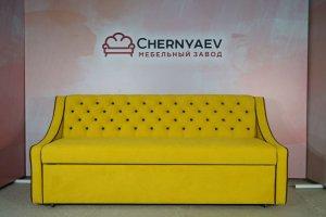 Прямой диван 153 - Мебельная фабрика «Завод Черняев»