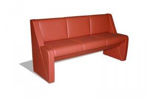 Прямой диван A-07 - Мебельная фабрика «Гартлекс»