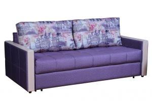 Прямой диван Агат - Мебельная фабрика «Империя Идей»