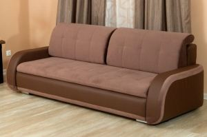 Прямой диван АГАТА - Мебельная фабрика «Сола-М»