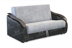Прямой диван Аккордеон 1 - Мебельная фабрика «STOP мебель»