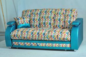 Прямой Диван Аккордеон 120 - Мебельная фабрика «Slav-MEBEL»