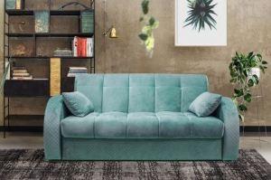Прямой диван аккордеон Антиб - Мебельная фабрика «Di-Van»