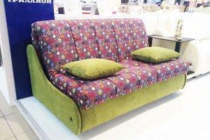 Прямой диван аккордеон Танго А - Мебельная фабрика «Триллион»