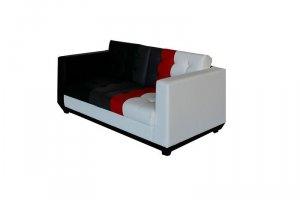 Прямой диван AKN-6002 - Мебельная фабрика «Металл Плекс», г. Краснодар