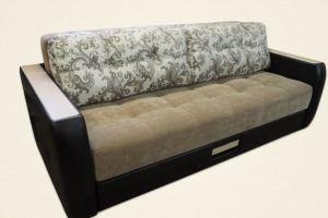 Прямой диван Альфа - Мебельная фабрика «Навигатор»