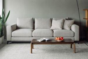 Прямой диван Alford - Мебельная фабрика «КРИСТИ»